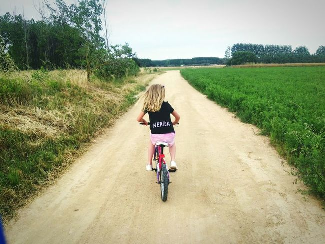 Bicycle Mode Of Transportation Walknature Project Naturr_collection Walking Around Kids Photography Walking Around Taking Pictures Lifestyles Blond Hair Wellcometomyworld Enjoying Life Nature Catalonia Hello World That's Me Walking