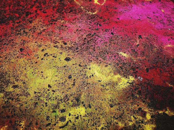 colorful background Multi Colored Backgrounds Full Frame Close-up Abstract Backgrounds Color Gradient Brushed Metal Painted Paint