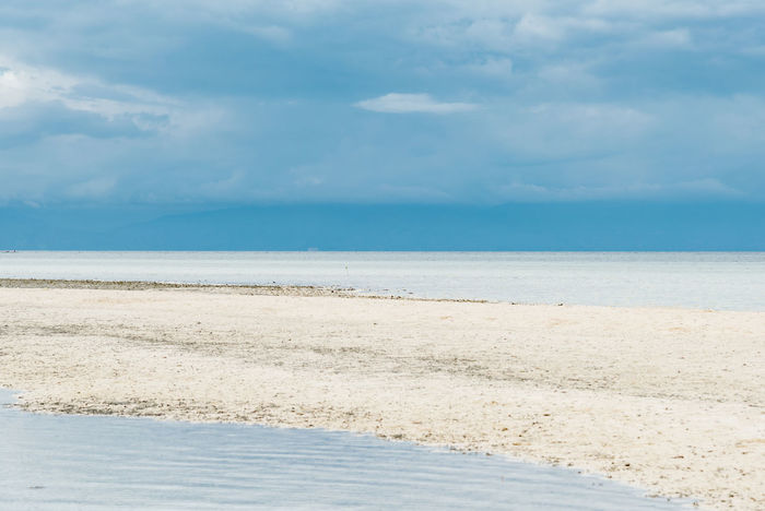 Beach Beauty In Nature Cloud - Sky Coastline Day Horizon Over Water Marram Grass Nature Nature Reserve No People Outdoors Sand Scenics Sea Sky Water