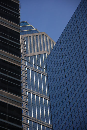 City Of Brotherly Love Philadelphia Architecture Building Exterior Built Structure City Clear Sky Day Growth Low Angle View Modern No People Outdoors Sky Skyscraper