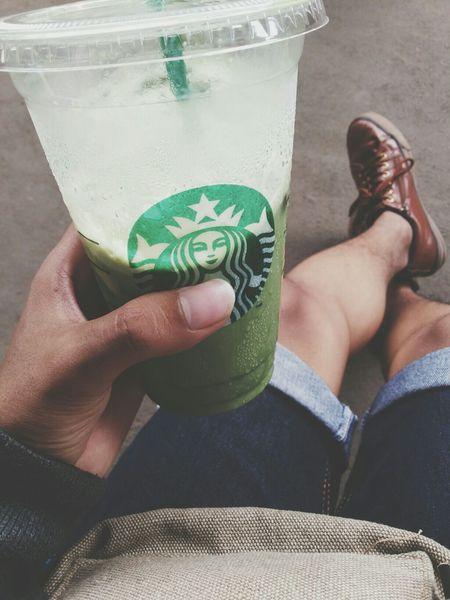 Starbucks Coffee Boys Boys Boys Street Style Relaxing