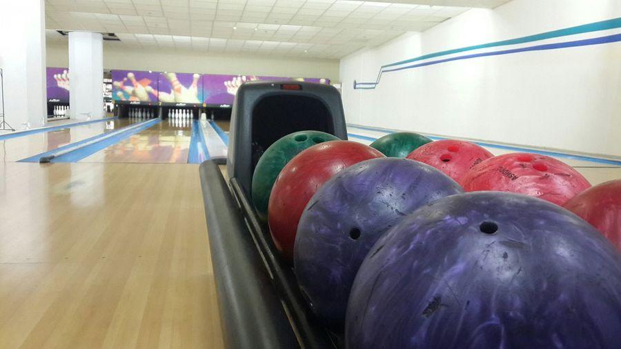 Bowliing Enjoying Life Fun RePicture Challenge
