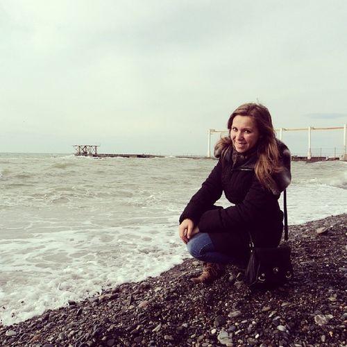 Море Сочи выходной