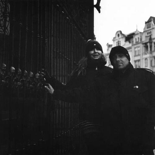 Black&white Flexaret EyeEm Best Shots - People + Portrait Photo by me on Flexaret VI