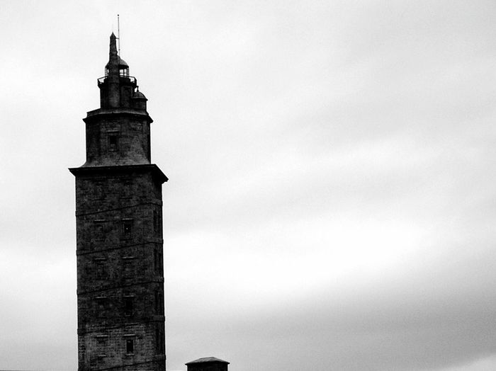 Black & White Blanco Y Negro Blanco & Negro  Black And White Blackandwhite Photography The Street Photographer - 2016 EyeEm Awards Black And White Photography Black And White Collection  EyeEm Best Shots Torre Faro La Coruña Galicia, Spain Galicia