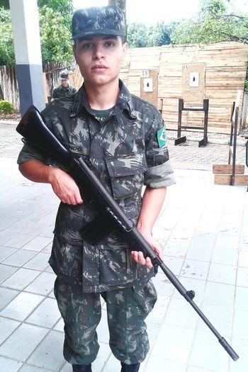 """""""A farda não abafa o cidadão no peito do soldado."""" 😍😍😘😝❤"""