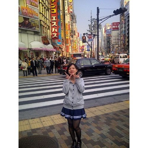 20140423 Shinjuku Tokyo Japan Jp Travel Trip WorldWide Photo