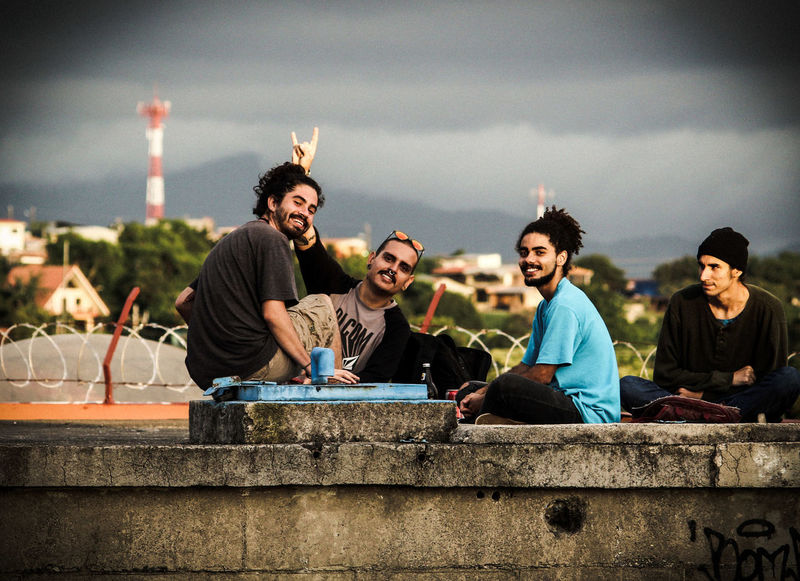 compas Walking Around Taking Pictures Walking Around Heredia, Costa Rica Barva Streetphotography Street Santa Lucía Sunset Togetherness Outdoors Roof Top Friendship Togetherness Youth Culture City Skateboard Park Young Men Sky Roof Friend Hipster - Person TOWNSCAPE Housing Settlement