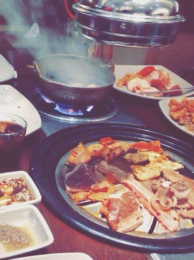 Food Porn Barbecue Korean First Eyeem Photo