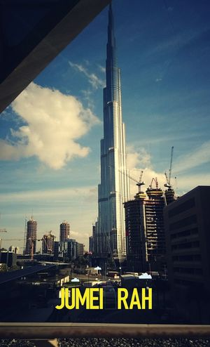 Burj Khalifa Khalifa Tower Dubai Tower Jumairah برج خليفة دبي Capture Peace Downtown Down Town Enjoying Life Tourism Tour UAE