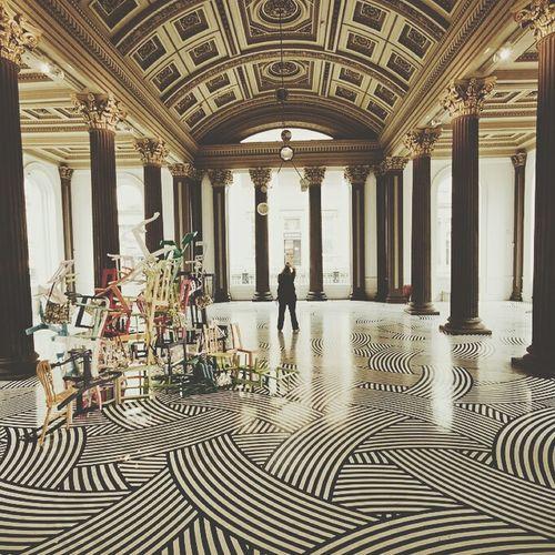 GalleryOfModernArt Glasgow Cıty