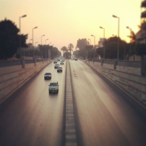 Streetphotography Cars Morning Cairo