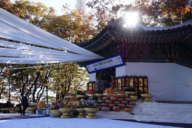 Landscape Festival Seoul, Korea Namsan Tower  Travel Destinations