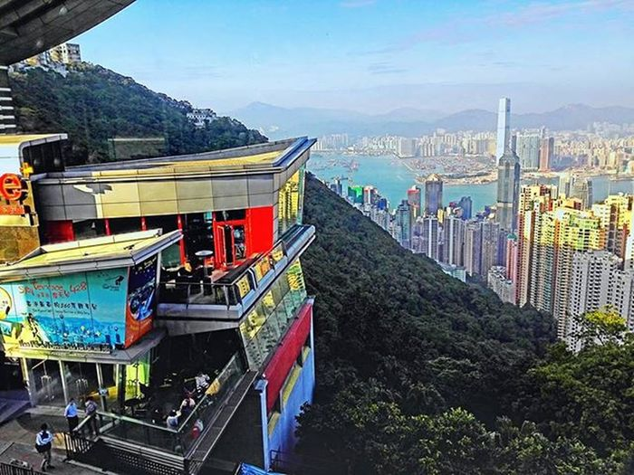 Thepeak HongKong Mycity Ilovehongkong Hk Thevictoriapeak