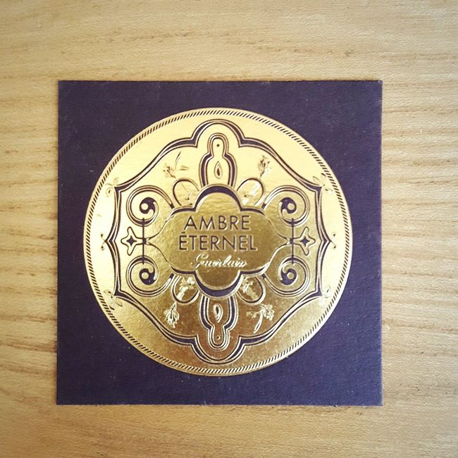Ambre Eternal Gold Circle Square Shape Nice Design