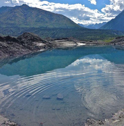 Alaska Alaska Nature Buetiful Look Up And Thrive