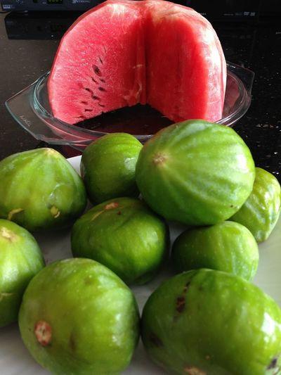 figs تين فرنجي Fruits
