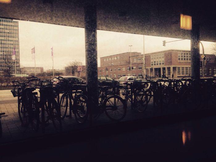 Work park Arbeit Parkplatz Kiel Deutschland Hello World Relaxing Enjoying Life Fahrrad Nature EyeEm Best Shots Eye4photography  EyeEm