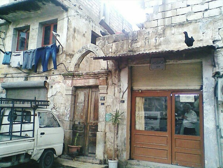 Syria  Lattakia Solayba Old House