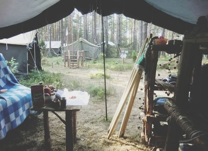 Scout Poland Camping ZHR
