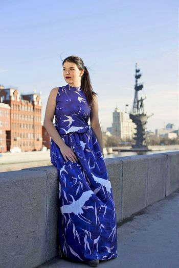 Rent a dress and have a great time with our photographer in Moscow Moscow Rentadress Dress To Impress Fashion Dresses Style Arbat Dress Monument Birds
