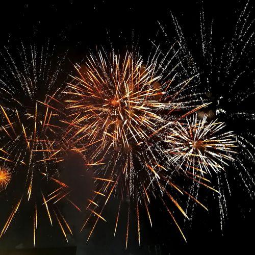 Firework Display Celebration Firework - Man Made Object Exploding Night Event Outdoors Sky No People Illuminated Motion Summerbreeze Summerbreezemakesmefeelfine Summerbreeze2017 Summerbreeze Open Air 20th Anniversary Fireworks Firework