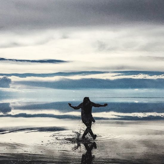 Bolivia Salar De Uyuni Travel Photography World Traveller Reflections Reflection_collection Taking Photos This Week On Eyeem Travel Photography Showcase March Traveling Colors Photography In Motion
