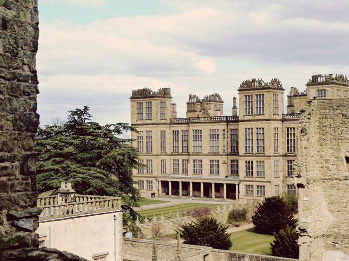 Hardwick Hall Hardwickhall Stately Home Elizabethan Prodigy House Bess Of Hardwick