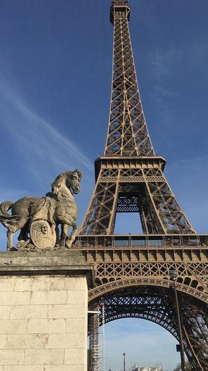 Tour Eiffel,