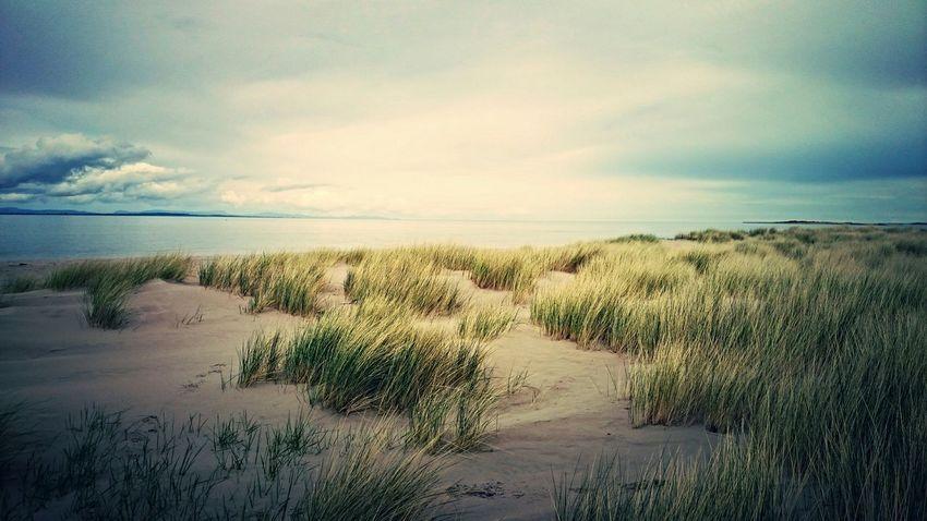 Scotland Highlands Nairn Beach