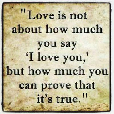 Love Prove True