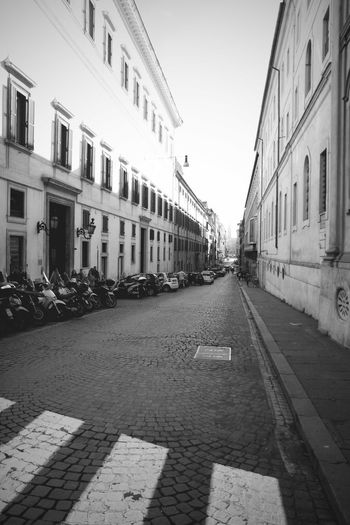 Trip to Rome Architecture Black And White Italy Lines Mediterranean  Monochrome Pavement Roma Rome Rome Italy Street Streetphotography