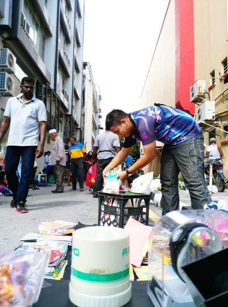 Memory lane.Sesuap rezeki. Check This Out Malaysia Enjoying Life Ipoh Loken First Eyeem Photo