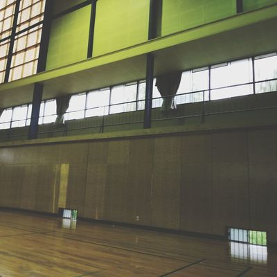 gymnasium 学校 School 体育館 景色 Gymnasium Politics And Government Prison City Architecture Built Structure