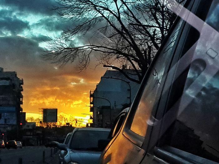 Mañana de viernes Camino al Trabajo :) Taking Photos Eye4photography  Check This Out Street Photography