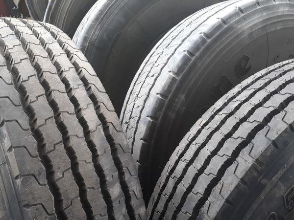 Truck Tire Industry Metal Industry Factory Business Finance And Industry Agriculture