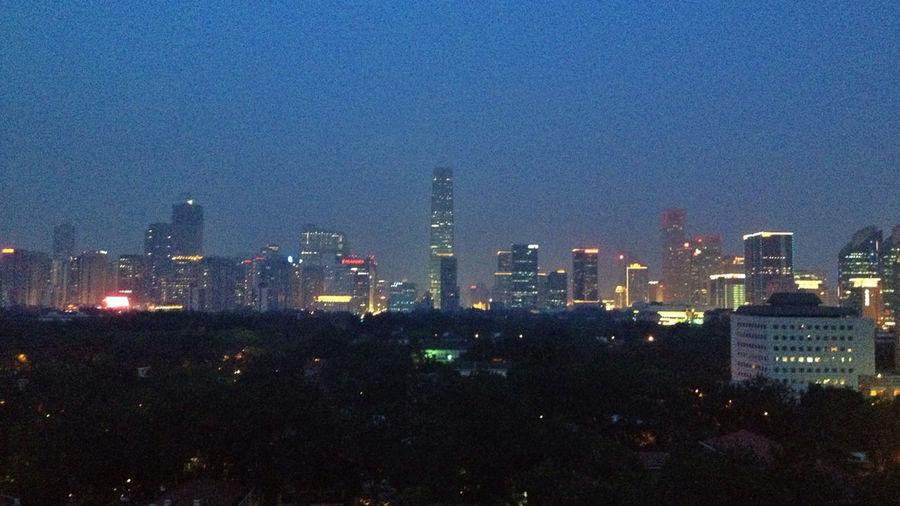 Beijing By Night