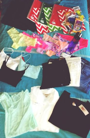 school shopping *check*