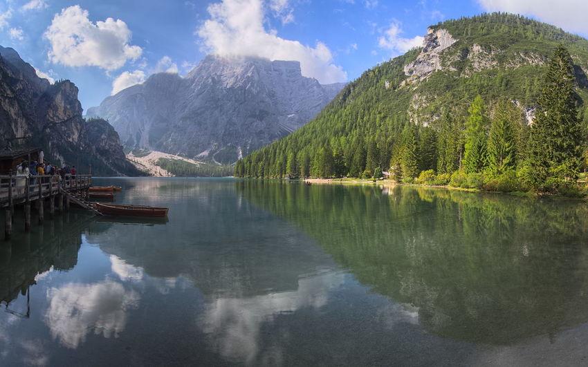 lago di braies,