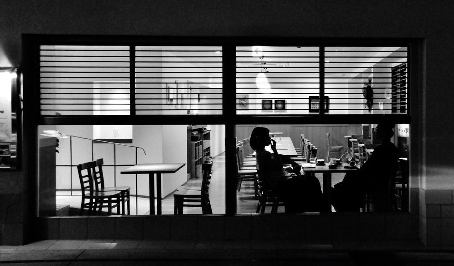 // C A T C H • U P // Real People Window Built Structure Indoors  Day Full Length Architecture Building Exterior Men Black&white Black & White Blackandwhite Photography Black And White Blackandwhite Black And White Photography Japan Japan Photography Uji Kyoto The City Light Women Around The World The Street Photographer - 2017 EyeEm Awards