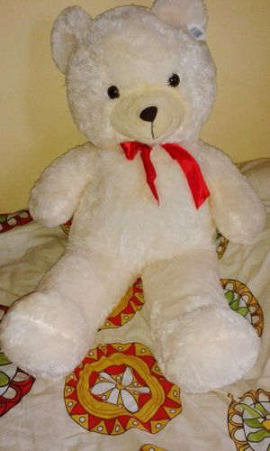 """Teddy<3 """" Wczorajsza 3 rocznica ! Misiu Od Kochanego :* """""""