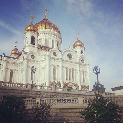 храм христа купола облака концерт