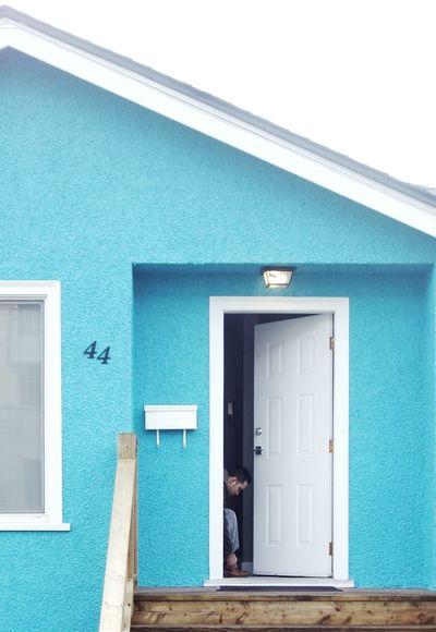 Bluehouse Doorway Shoelaces Streetphotography Street Photography The Architect - 2016 EyeEm Awards