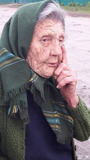 People In Western Ukraine.