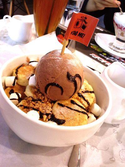 Foodporn Icecream Pancakes PaddingtonPancakes Malaysia Delicious Food