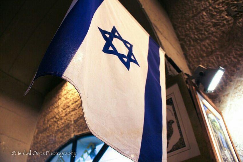 Jerusalem Israel Israeli Flag