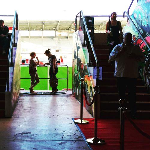 Millerntorgallery Stadium Hamburg Art Exhibition Check This Out