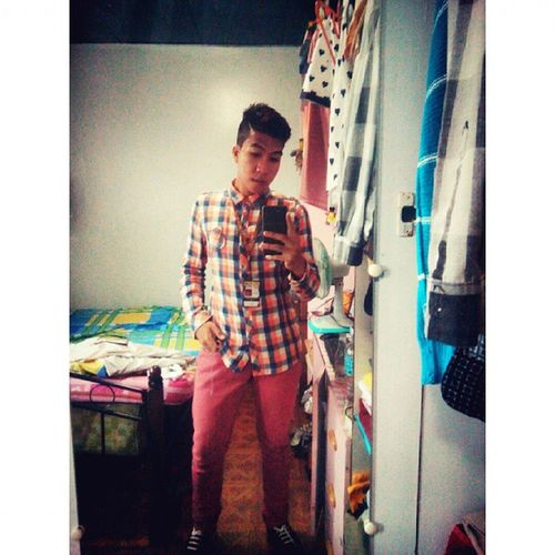 Mirror Selfie. Tgif Student Teknoy Cit instasize