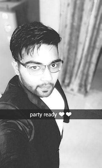 party ready @home 😊 Taking Photos Party Ready Fun Times First Eyeem Photo