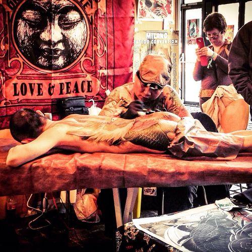 Mondial Du Tatouage Tattoo Tattoos Tatoo